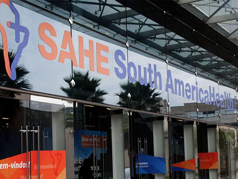 Conheça a Feira SAHE - South America Health Exhibition