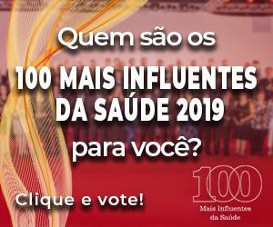 Votação - 100 Mais Influentes da Saúde - 2019