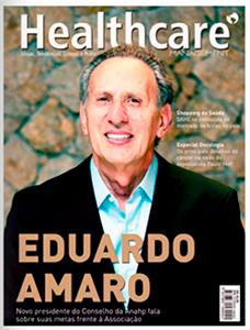 capa healthcare 53 eduardo amaro - Healthcare Management - Ideias, Tendências, Líderes e Práticas