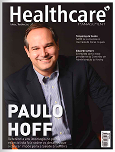 capa healthcare 53 paulo hoff - Healthcare Management - Ideias, Tendências, Líderes e Práticas
