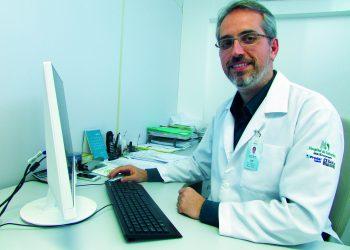 Jorge Motta, diretor-técnico do Hospital do Subúrbio