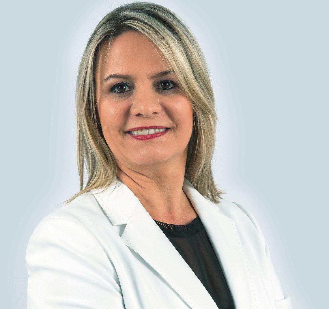 Mirian Maria Marques Pinheiro, Diretora do Hospital de Olhos Sadalla Amin Ghanem,