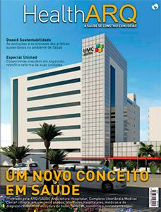capa healtharq 27 - Assinatura - Revista HealthARQ