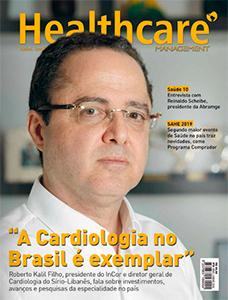 capa healthcare 54 - Assinatura - Revista Healthcare Management