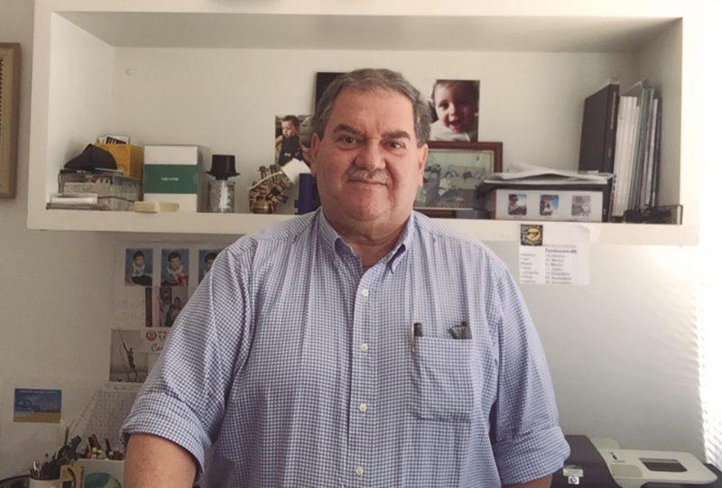 Duilio Terzi, engenheiro da Fundament-AR