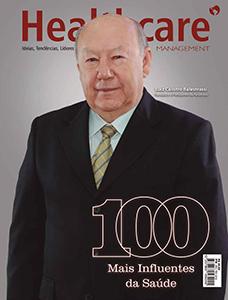 capa hcm 58 luiz calistro - Revista Healthcare Management - Gestão Hospitalar