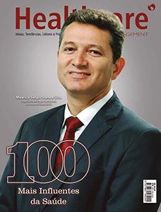 capa hcm 58 mauricio sergio sousa - Revista Healthcare Management - Gestão Hospitalar