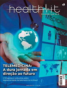capa health it ed 19 - Revista Healthcare Management - Gestão Hospitalar