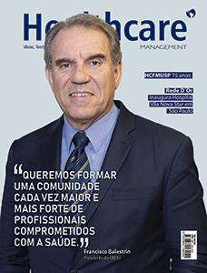 Edição 60 Francisco Balestrin - Revista Healthcare Management - Gestão Hospitalar