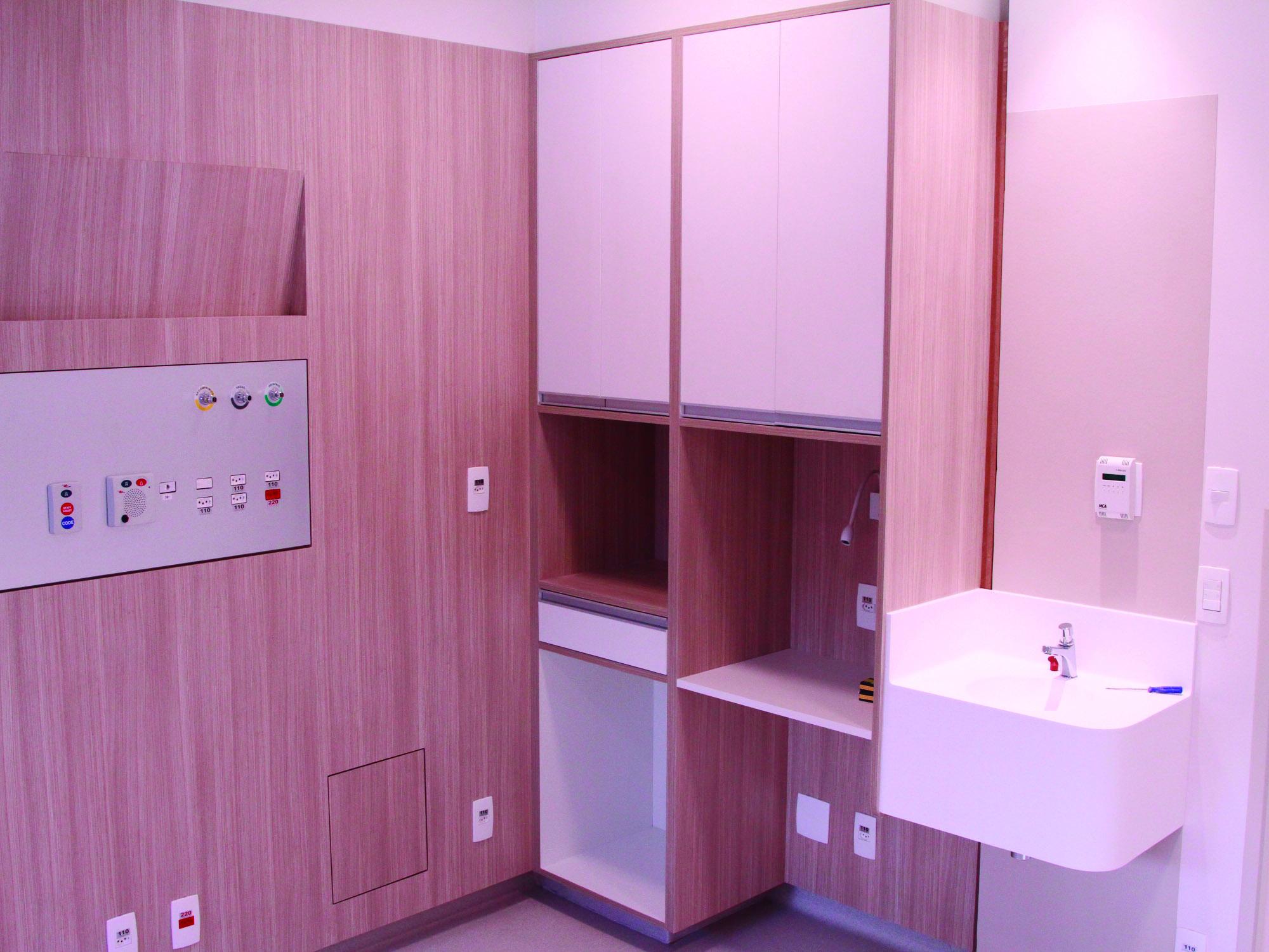Em apenas 3 meses, Ararat Engenharia entrega novos leitos de UTI entre outros projetos no Hospital Samaritano 1