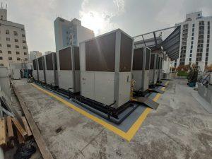 Retrofit da Arpol no Hospital Albert Einstein proporciona maior eficiência energética 1