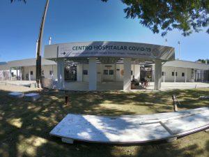Em apenas 75 dias, Asmontec entrega construção do no novo Hospital Fiocruz 2