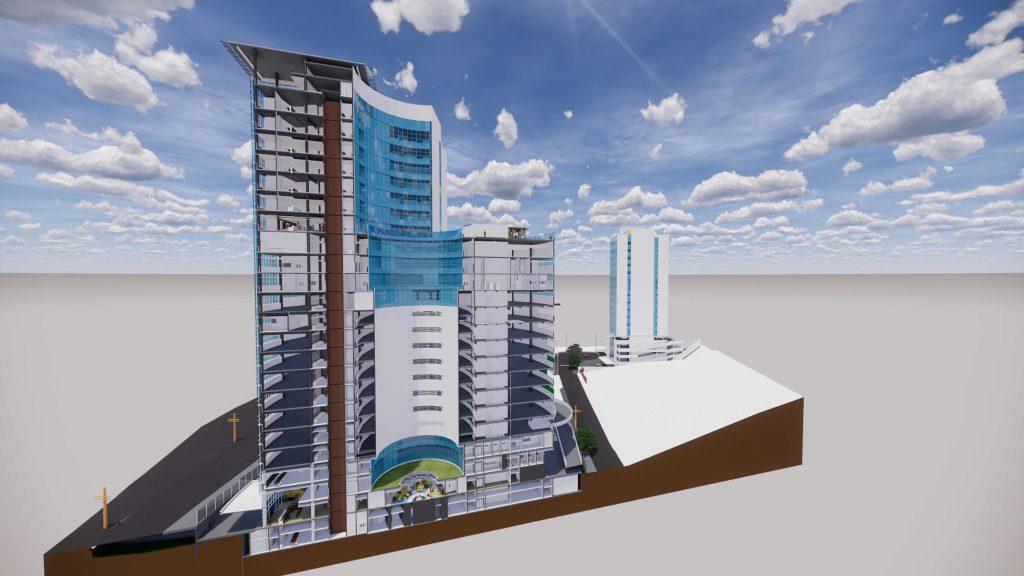Hospital Mater Dei prepara expansão para Salvador com projeto assinado por Siegbert Zanettini 1
