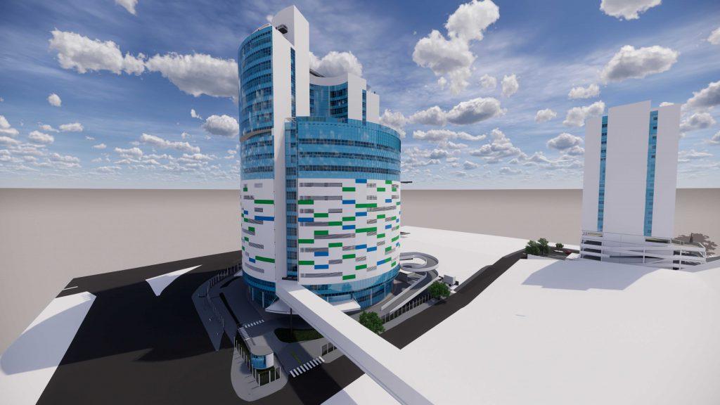 Hospital Mater Dei prepara expansão para Salvador com projeto assinado por Siegbert Zanettini 3