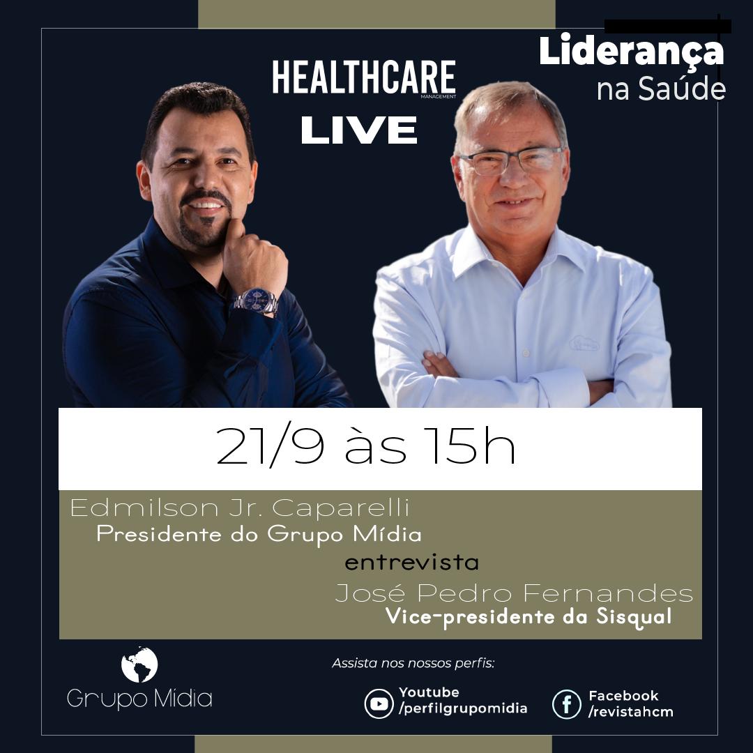 Plataforma Healthcare Management. Ideias, Tendências, Líderes e Práticas 20