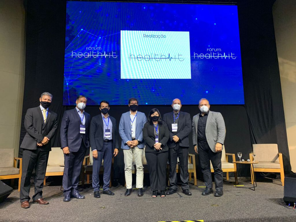 Lideranças da Tecnologia da Saúde são homenageados durante o Fórum+Prêmio Health-IT 2