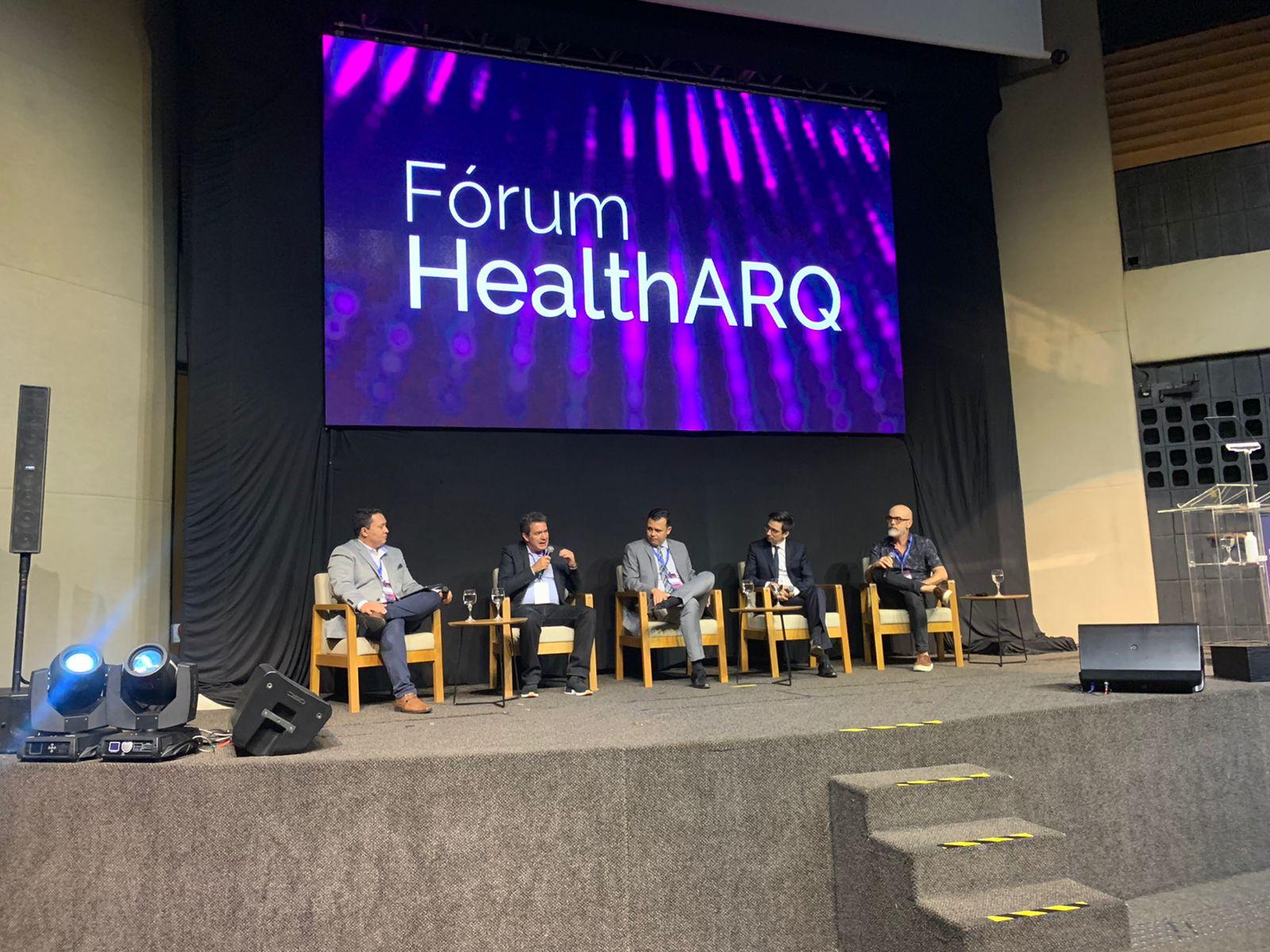 Momentos de conhecimento e homenagens marcam Fórum+Prêmio HealthARQ 2021 3