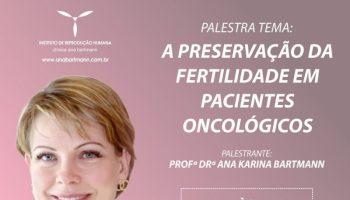 Preservação da fertilidade em pacientes oncológicos é tema de palestra em Ribeirão Preto 4