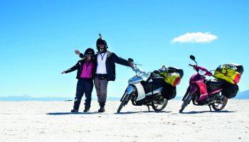 Viagem pelo mundo sobre duas rodas 4