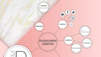 Grupo Mídia lança Plataforma Quem Realiza, que integra revista, conteúdo online, programa de TV e eventos