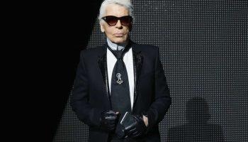 Confira os detalhes do memorial em homenagem a Karl Lagerfeld, que acontece esta semana em Paris 2