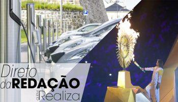 Jogos Pan Americanos e carros elétricos no Direto da Redação desta semana!