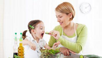 Como criar filhos saudáveis e sem traumas alimentares?