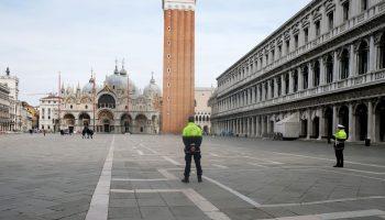 As pernas do Covid-19 e as lições da Itália