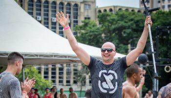 João Saci, atleta que venceu 5 vezes o câncer, ensina superação em meio à crise do coronavírus 2