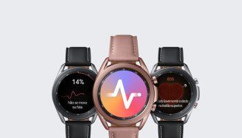 Novo aplicativo Samsung Health Monitor realiza medição de pressão e eletrocardiograma 1