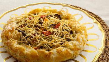 Receitas crocantes e inovadoras com batata palha 6