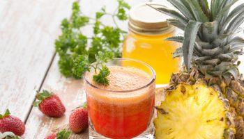 Suco Primavera: com menos de cinco ingredientes, o suco ajuda no fortalecimento do sistema imunológico 5
