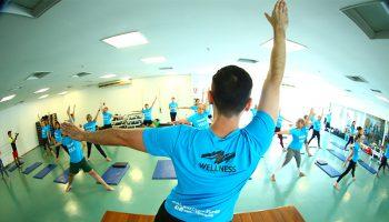 Hatha Yoga auxilia no fortalecimento muscular como meio para a paz interior 6