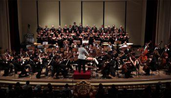 Orquestra Sinfônica de Ribeirão Preto realiza live de concerto de Natal 4