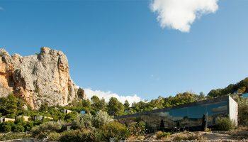 """Primeiro """"hotel paisagem"""" na Espanha utiliza arquitetura sustentável 6"""