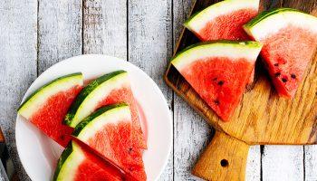 Alimentos que ajudam na hidratação 3