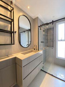 6 banheiros com pouca metragem, mas cheios de estilo nas decorações 6