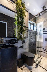 6 banheiros com pouca metragem, mas cheios de estilo nas decorações 9