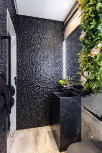6 banheiros com pouca metragem, mas cheios de estilo nas decorações 10