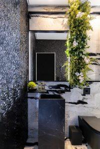 6 banheiros com pouca metragem, mas cheios de estilo nas decorações 11