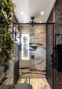 6 banheiros com pouca metragem, mas cheios de estilo nas decorações 12