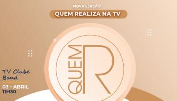 Grupo Mídia anuncia reestreia do programa Quem Realiza na TV 5