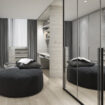 Mobiliário espelhado é a tendência do momento - aprenda como aplicar em cada cômodo 14