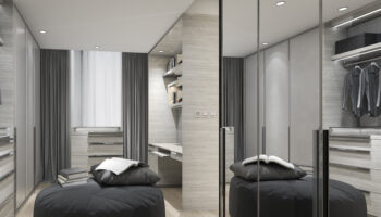 Mobiliário espelhado é a tendência do momento - aprenda como aplicar em cada cômodo 4