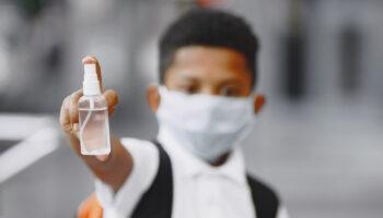 Mitos e verdades sobre o uso de máscara por crianças 1