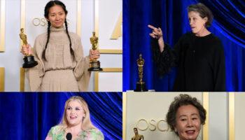 Oscar 2021 é marcado por vitórias femininas 6