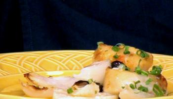 Lascas de Bacalhau, por Chef Gê Laureano 2