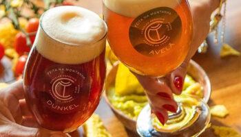 Pinhão e avelã são alguns dos ingredientes protagonistas das produções da Cerveja Campos do Jordão 10