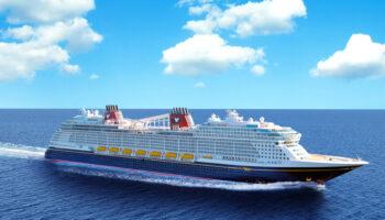 Era uma vez um Disney Wish: o novo navio da Disney Cruise Line trará férias encantadoras para famílias no verão de 2022 dos EUA 11