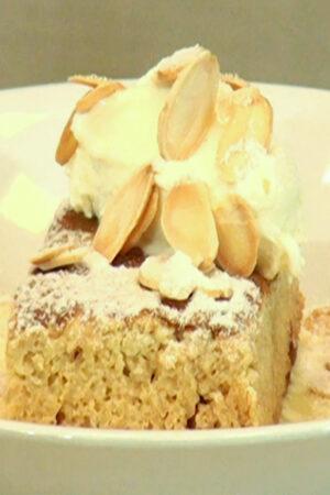 Torta Caprese al Limone, por Chef Cristiano Boldrin 2